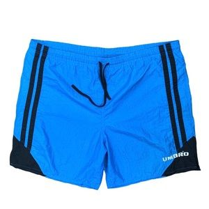 Vintage Umbro Nylon Unlined Shorts